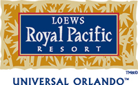 Royal Pacific Resort Logo