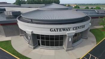 Gateway Convention Center Exterior Photo