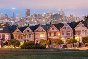 Painted Ladies Photo