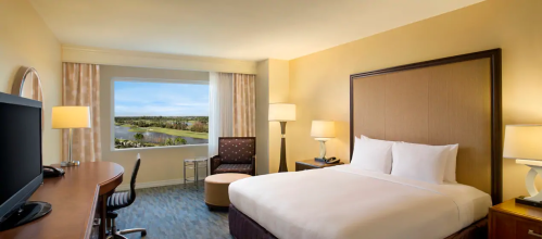 Hilton Room Photo