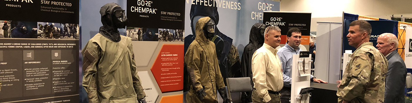 Past CBRN Exhibition Photo
