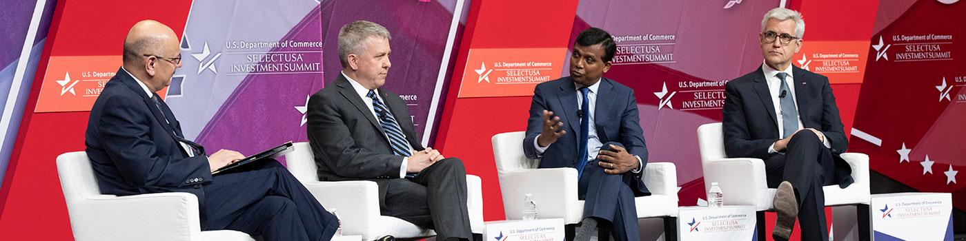 Past Summit Panel Discussion Photo