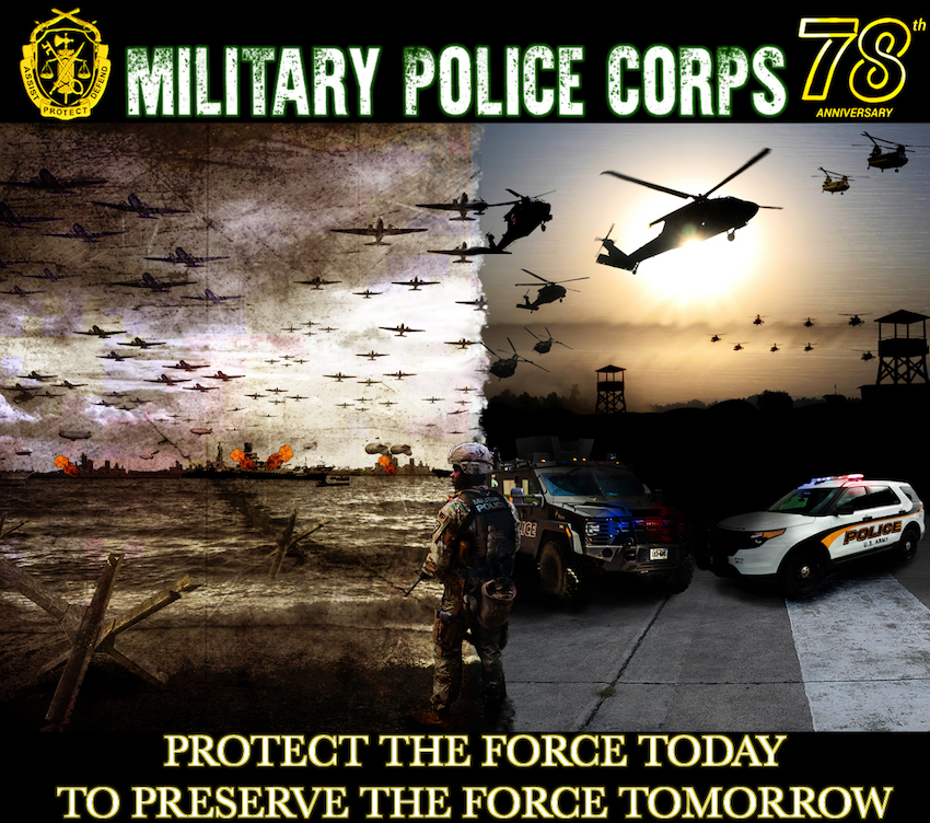 MP Corps ThemeMP Corps Theme
