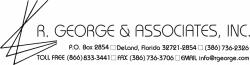 R. George & Assoc., Inc. Logo