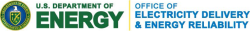 U.S. Department of Energy Office of Electricity Delivery and Energy Reliability (OE) Logo