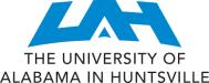 The University of Alabama in Huntsville Logo
