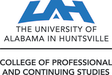 UAH College of Professional and Continuing Studies Logo