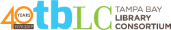 Tampa Bay Library Consortium Logo
