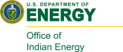Department of Energy Indian Energy Logo