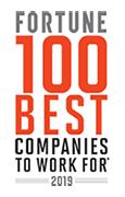 Fortune 100 Best Badge