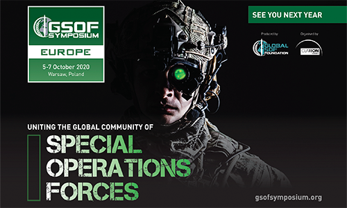 2020 Global SOF Symposium - Europe Graphic