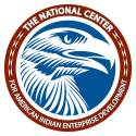 National Center of American Indian Enterprise Development (NCAIED) Logo