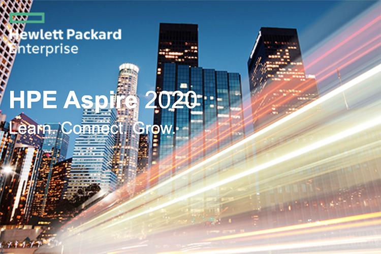 HPE Aspire 2020 Photo