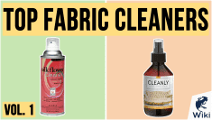 Top Fabric Cleaners Vol. 1