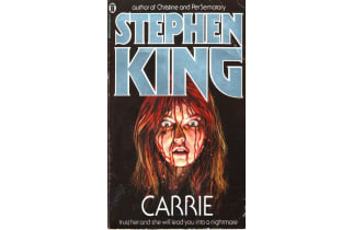 "an analysis of the theme of fairytale in carrie by stephen king Rhetorical analysis of stephen king's essay, why we crave horror movies--please critique  it is true that the mythic ""fairy-tale."