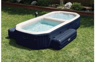 Best High-end inflatable hot tub