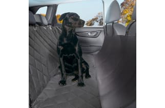 Plush Paws Pet Seat Cover