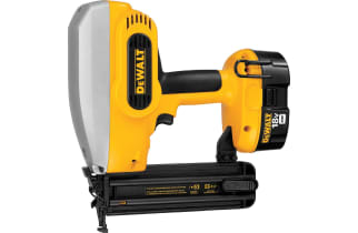 how to use a nail gun for trim