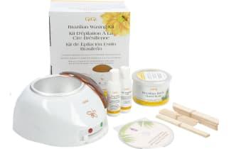 gigi microwave wax instructions
