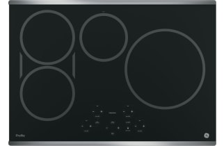 """GE Profile PHP9030SJSS 30"""" Induction Cooktop"""