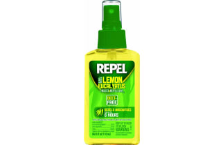 Best Inexpensive natural bug spray
