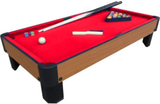 Top 7 Mini Pool Tables Of 2017 Video Review