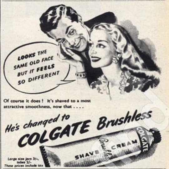 Colgate toothpaste 2 - A4 (210 x 297mm)