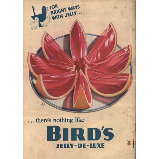 Dementia friendly Birds Jelly-De-Luxe - A4 (210 x 297mm)