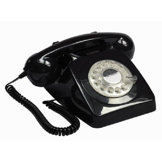 Traditional Telephone (1970's)