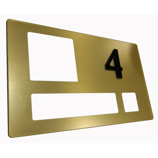 Bedroom Sign - Extra Care Interchangeable