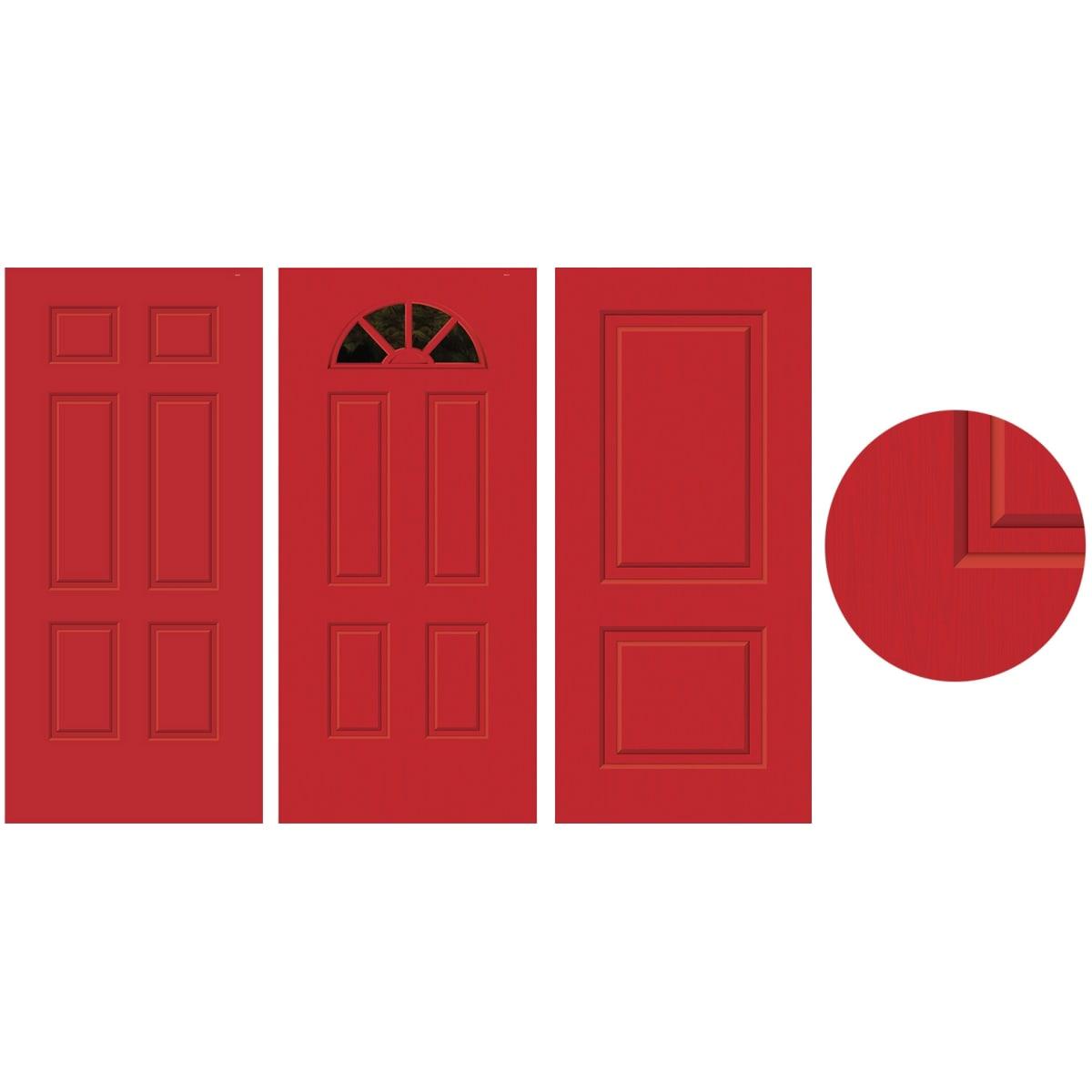 Door-Cals decorative door coverings