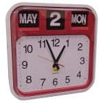 Calendar clock designed for use in a dementia care environments