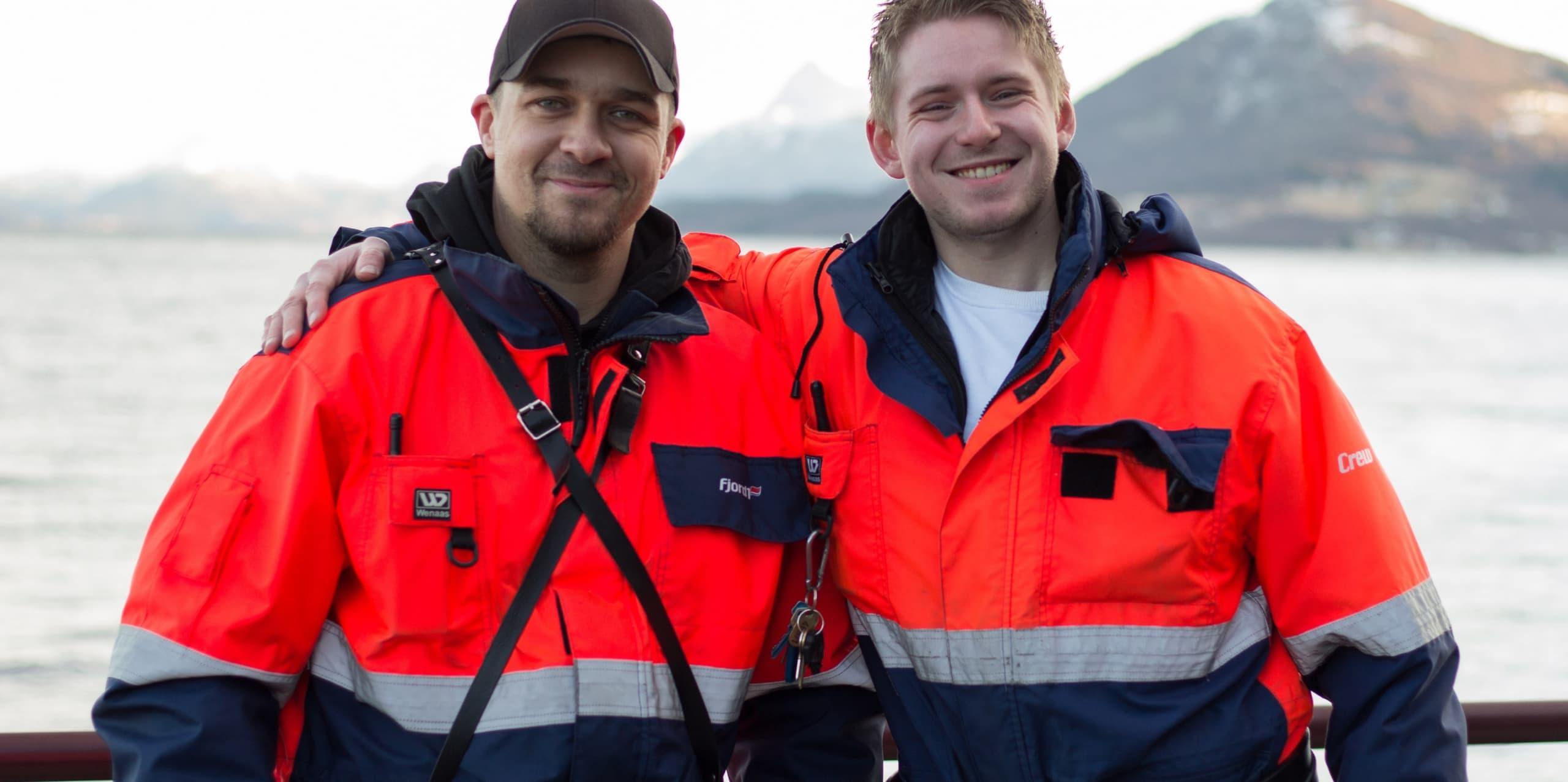 Søk læreplass i Fjord1