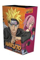 Naruto box set 3