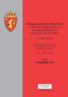 Psykisk helsevernloven (lov om etablering og gjennomføring av psykisk helsevern) av 2. juli 1999 nr. 62