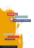 Norsk grammatikk for grunnskolelæreren