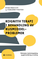Kognitiv terapi i behandling av rusmiddelproblemer
