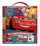 Biler 3. Aktivitetsbok og tosidig puslespill