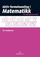 Aktiv formelsamling i matematikk