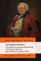 Chymisk-Oeconomisk Afhandling om Norske Akeviter, Bær-Tinkturer og Bær-Safter