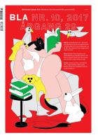BLA - Bokvennen litterær avis. Nr.10 2017