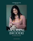 Moderne broderi på strikk og klær