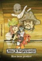 Zita & Zotpiratene. Mine første piratkort. Shufflebook