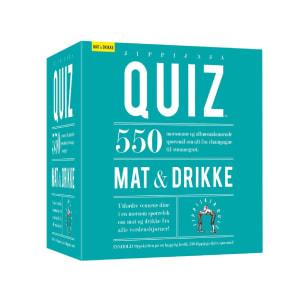 Jippijaja Quiz - Mat & Drikke