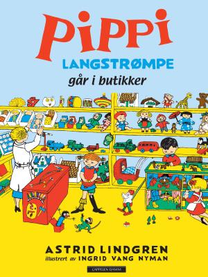 Pippi går i butikker