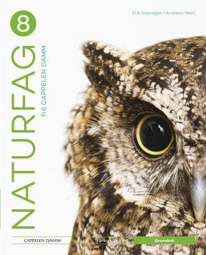 Naturfag 8 frå Cappelen Damm