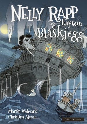 Nelly Rapp og kaptein Blåskjegg