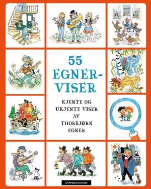 55 Egner-viser