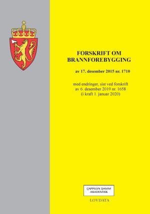Forskrift om brannforebygging