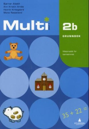 Multi 2b, 2. utgave